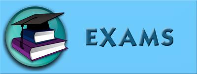 Final Exams - الامتحانات النهائية